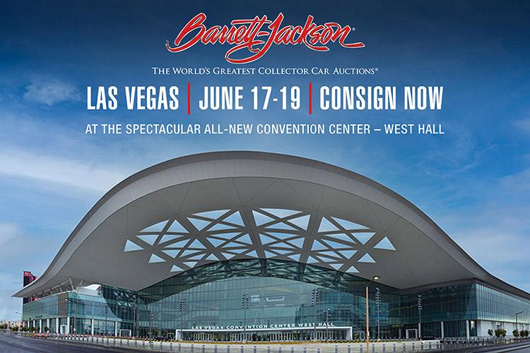 Barrett-Jackson 2021 Las Vegas Auction